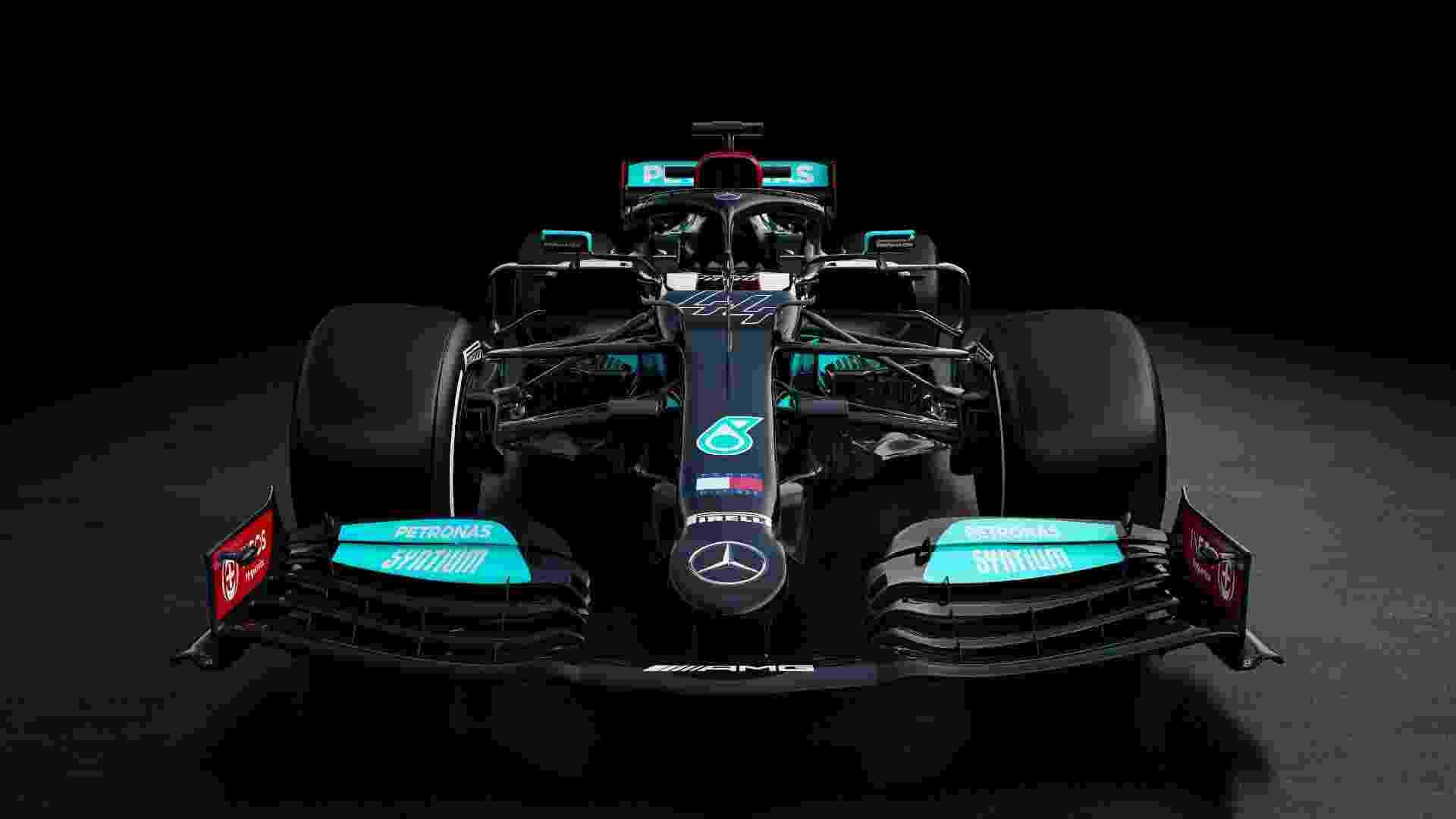 Mercedes continuará com Lewis Hamilton e Valtteri Bottas pela quinta temporada seguida - Mercedes/Divulgação