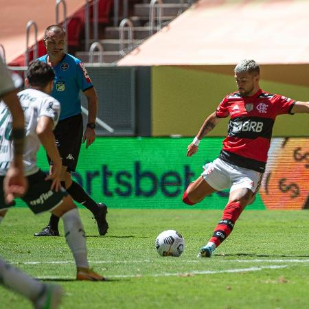 Arrascaeta faz o 2º do Fla na Supercopa - Alexandre Vidal / Flamengo