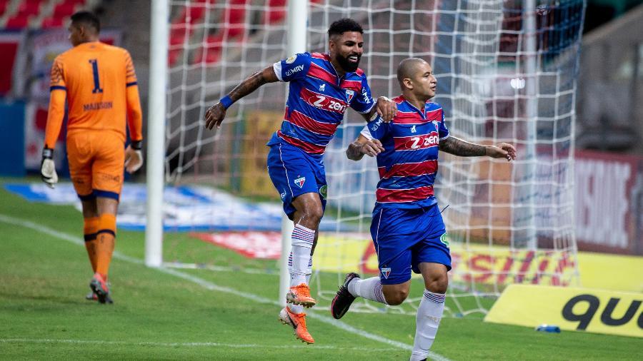Fortaleza venceu o Sport no jogo do primeiro turno por 1 a 0, no Castelão -  Pedro Chaves/AGIF