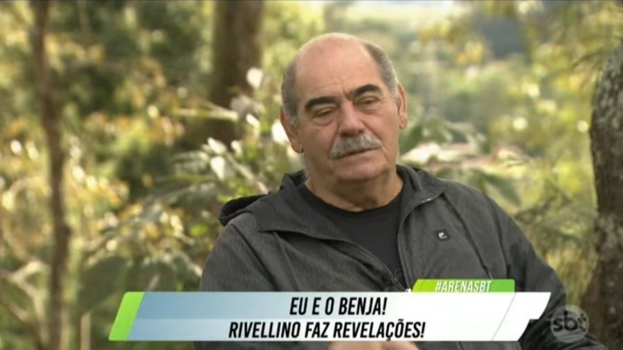 Rivellino diz que Neymar jogaria em seleção brasileira da Copa de 70 - Reprodução/SBT