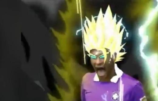 Montagem torna Neymar, Messi e Ronda personagens do desenho Dragon Ball