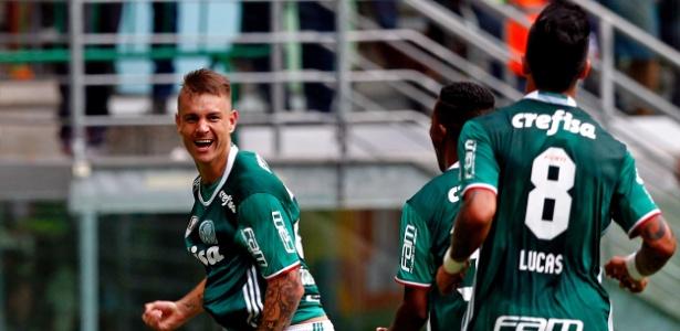 Róger Guedes recebeu uma oferta milionária do futebol russo nos últimos dias - Ernesto Rodrigues/Folhapress