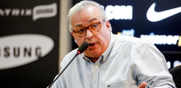 Roberto de Andrade, porém, reconhece dificuldades com negociação de Arena Corinthians