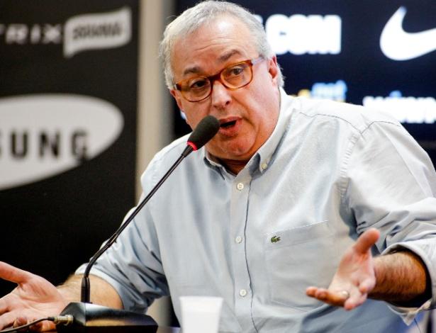 Roberto de Andrade fez duras críticas à CBF após a saída de Tite