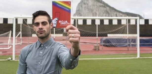 Jesús Tomillero assumiu ser homossexual no início deste ano