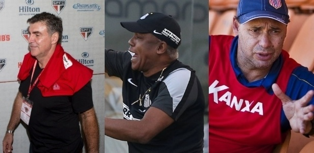 Zetti, Evair e Chulapa já se arriscaram na carreira de treinador