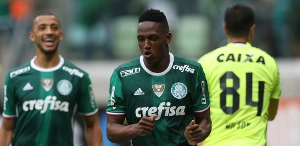 Mina pode retornar ao time do Palmeiras nesta quinta-feira