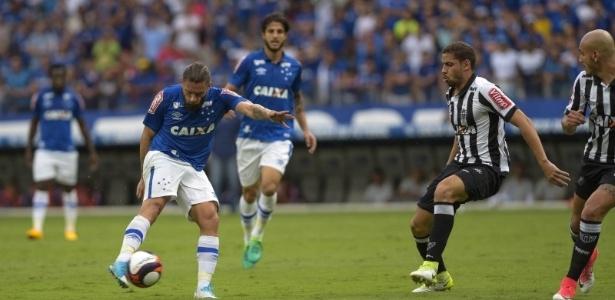 Gabriel sofreu uma lesão muscular e tempo de recuperação não foi divulgado pelo Atlético-MG