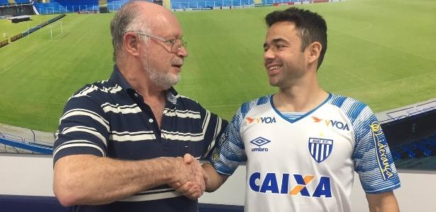 Juan chega ao Avaí com contrato até o fim do ano
