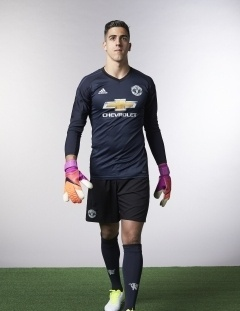 Joel Castro Pereira, goleiro do Manchester United