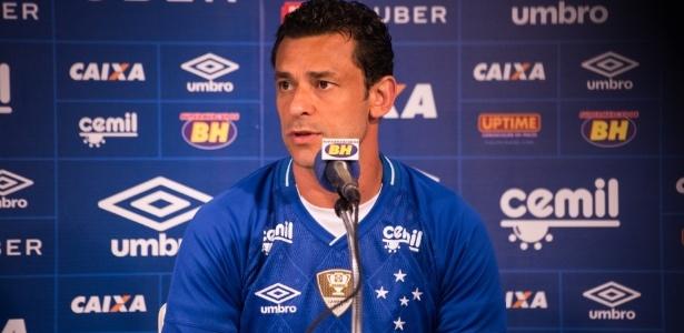 Atacante Fred é protagonista de imbróglio que envolve Cruzeiro e Atlético-MG - Bruno Haddad/Cruzeiro