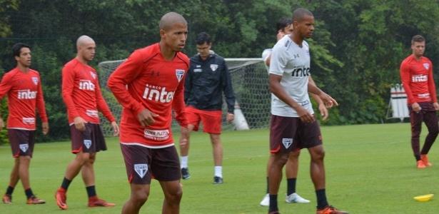 Marquinhos Cipriano só fez um jogo como profissional do Tricolor