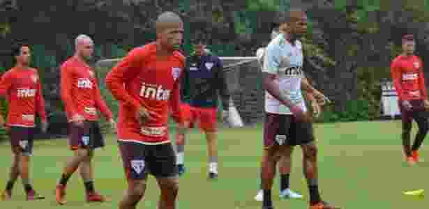 Marquinhos Cipriano só fez um jogo como profissional do Tricolor - Erico Leonan/saopaulofc.net