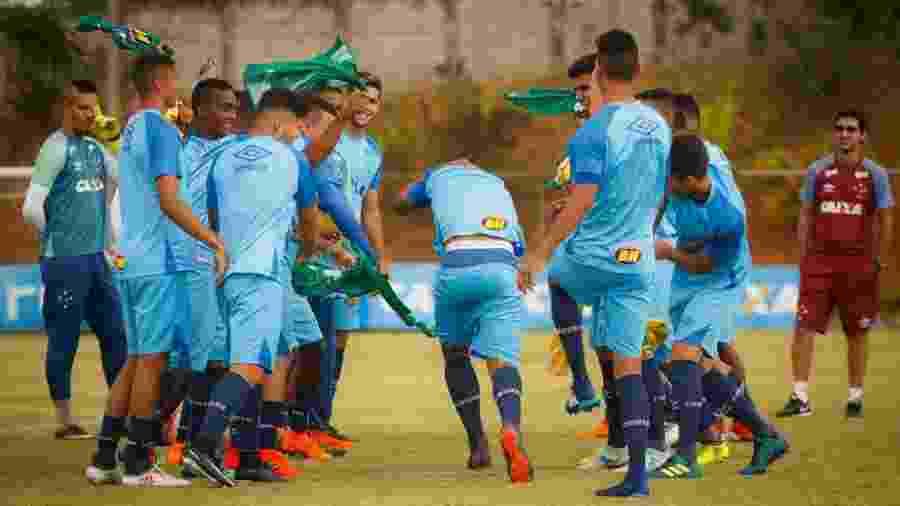 Vinnicius Silva/Divulgação/Cruzeiro
