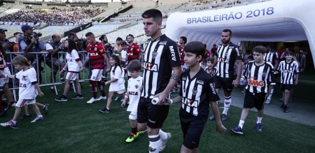 Tomás Andrade pelo Galo: River liberou e ele troca de Atlético em 2019 - Bruno Cantini/Divulgação/Atlético-MG