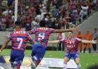 Gustagol brilha nos acréscimos, e Fortaleza derrota Paysandu na Série B - Pedro Chaves/Fortaleza