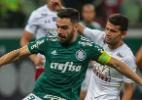 """Perto do título, jogadores do Palmeiras evitam euforia: """"Não acabou ainda"""" - Ale Cabral/AGIF"""