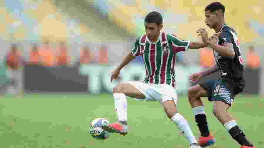 Vasco e Fluminense fizeram a final da Taça Guanabara deste ano - Thiago Ribeiro/AGIF