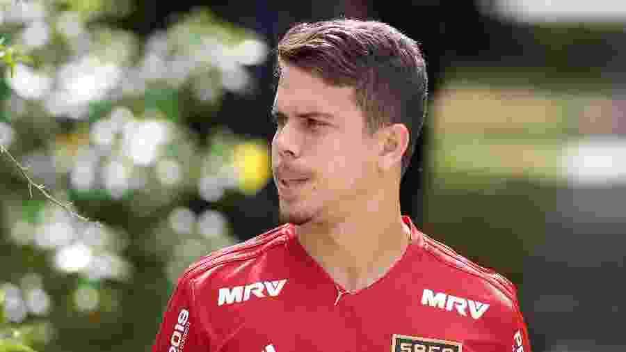 Volante tem 45 partidas pela equipe profissional do Tricolor Paulista e nenhum gol - Marcello Zambrana/AGIF