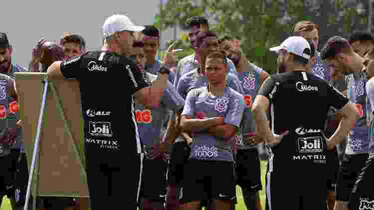 Corinthians - Daniel Augusto Jr./Agência Corinthians - Daniel Augusto Jr./Agência Corinthians