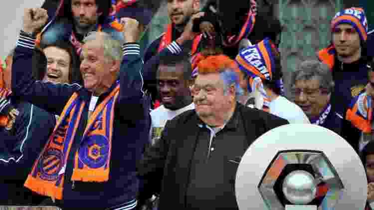 Montpellier-2012 - AFP - AFP
