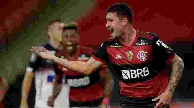 Flamengo - Alexandre Loureiro/Conmebol - Alexandre Loureiro/Conmebol
