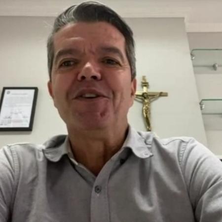 Felipe Ximenes, ex-diretor do Santos - Reprodução