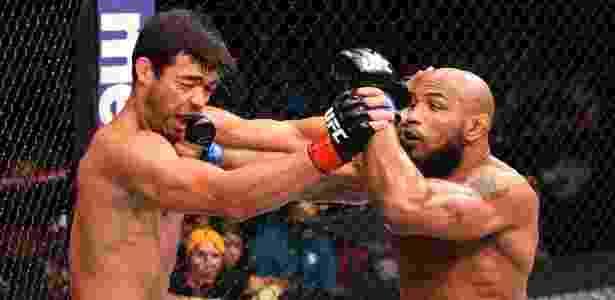 Lyoto x Romero - Josh Hedges/Zuffa LLC UFC - Josh Hedges/Zuffa LLC UFC