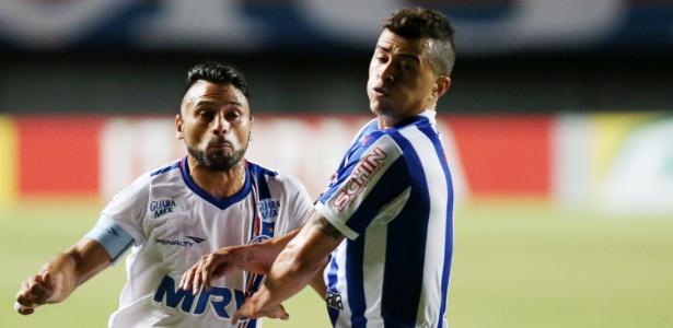 Maxi Biancucchi é um dos jogadores que estão afastados no Bahia