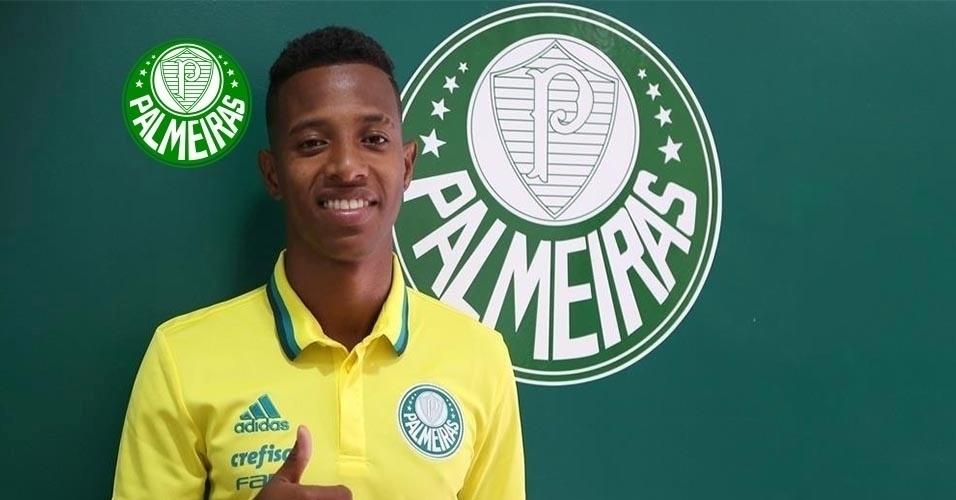 Tchê Tchê (meia/lateral) - do Audax para o Palmeiras