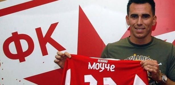 Pablo Mouche é uma das opções para reforçar o Vasco