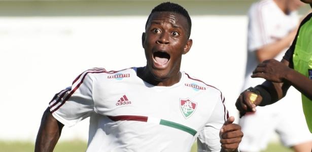 Marcos Calazans renovou com o Fluminense e será uma das apostas do clube para próxima temporada