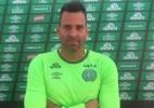 """""""Laço vem com o tempo, não podemos ser hipócritas"""", diz capitão da Chape - Daniel Fasolin/UOL"""