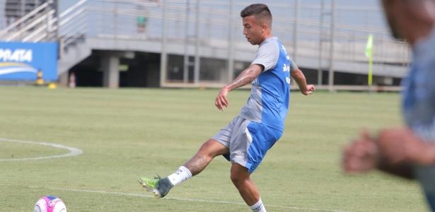 Matheus, volante do Grêmio; jogador começou a temporada impressionando