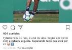 """Hyoran diz que Dudu queria sair do Palmeiras, mas elogia: """"Tem caráter"""" - reprodução/Instagram"""