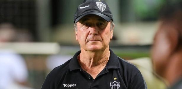 Levir Culpi, técnico do Atlético-MG, completará 300 jogos pelo clube - Bruno Cantini/Atlético-MG