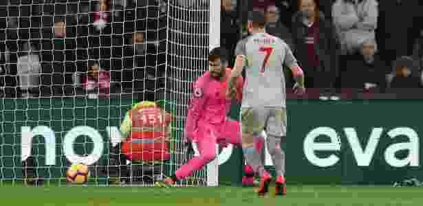 Alisson Liverpool - David Klein/Reuters - David Klein/Reuters