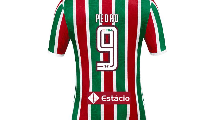 Fluminense acertou patrocínio pontual para a final da Taça Guanabara contra  o Vasco Imagem  Divulgação c1a02380be364
