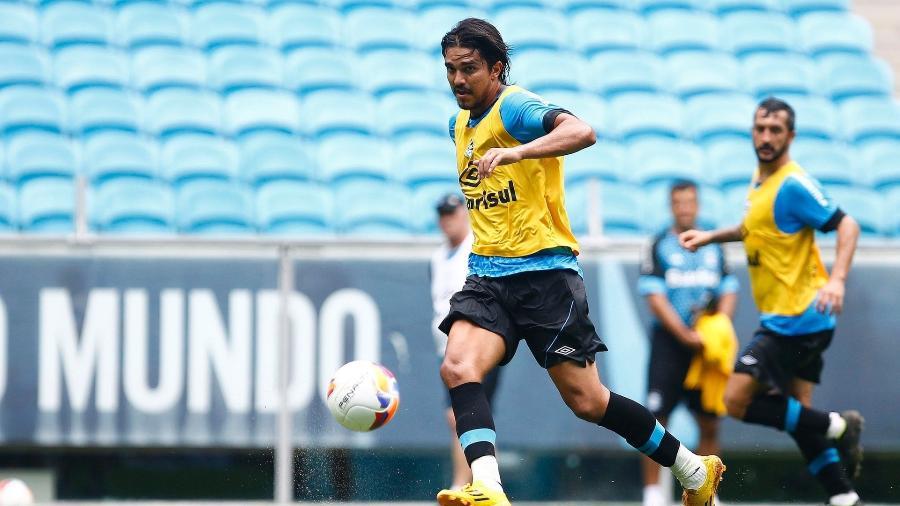 73b88bd433f7a Grêmio  Marcelo Moreno lembra atrito com Luxa e revela sondagens