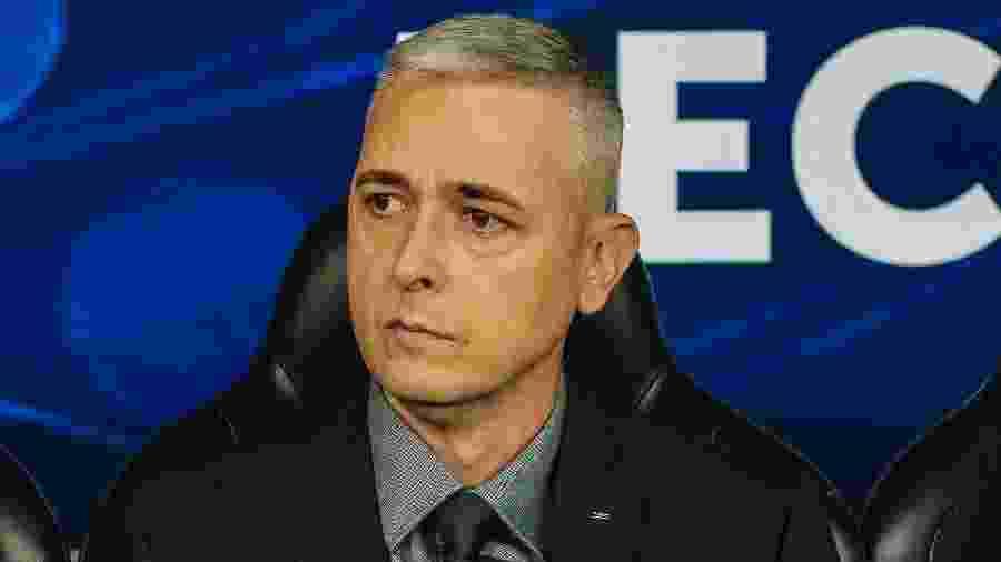 Tiago Nunes já começa a planejar o Corinthians mesmo de férias até o fim de dezembro - Gabriel Machado/AGIF