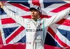 Hamilton fica atrás de Bottas, mas conquista o hexa da Fórmula 1 nos EUA - Peter J Fox/Getty Images