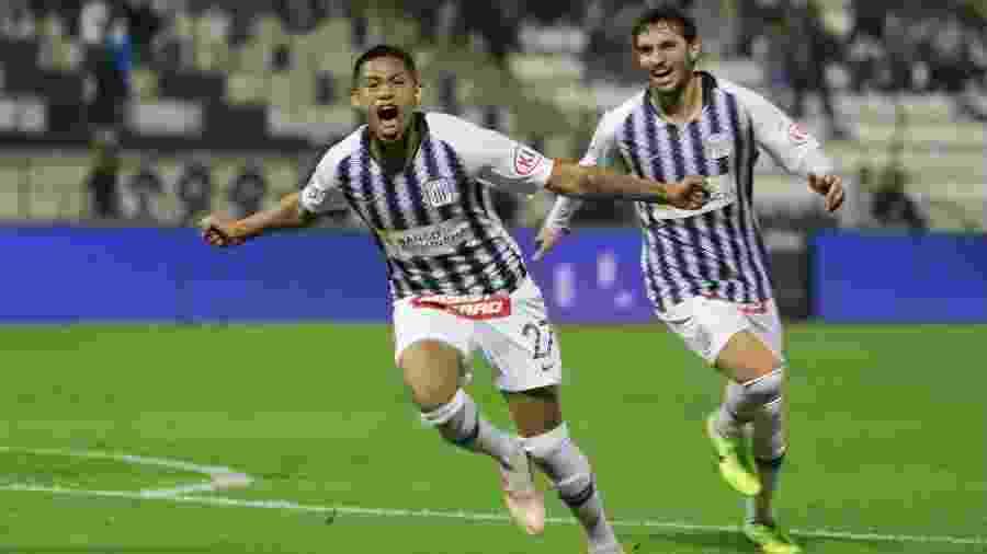Quevedo foi o melhor jogador do Peru e interessou ao Flu no mercado da bola - Reprodução/Instagram