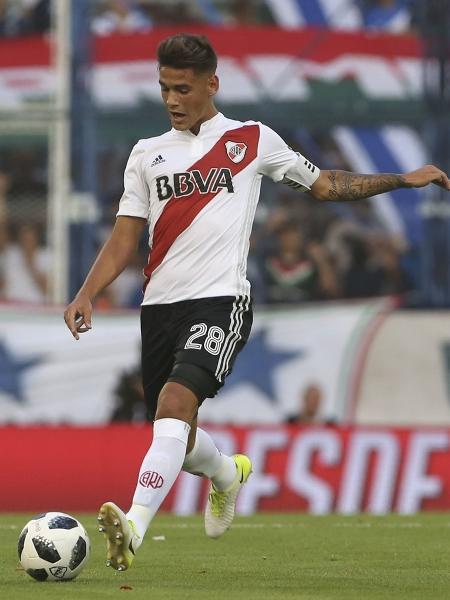 O defensor argentino Lucas Martinez Quarta - Marcelo Endelli/Getty Images