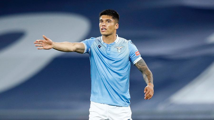 Joaquin Correa, atacante da Lazio, está na mira da Inter de Milão - Matteo Ciambelli/DeFodi Images via Getty Images