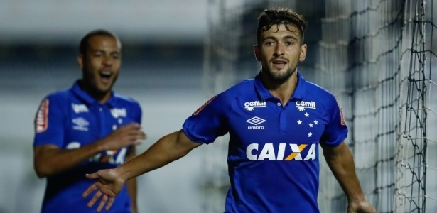 Arrascaeta é o artilheiro do Cruzeiro na temporada