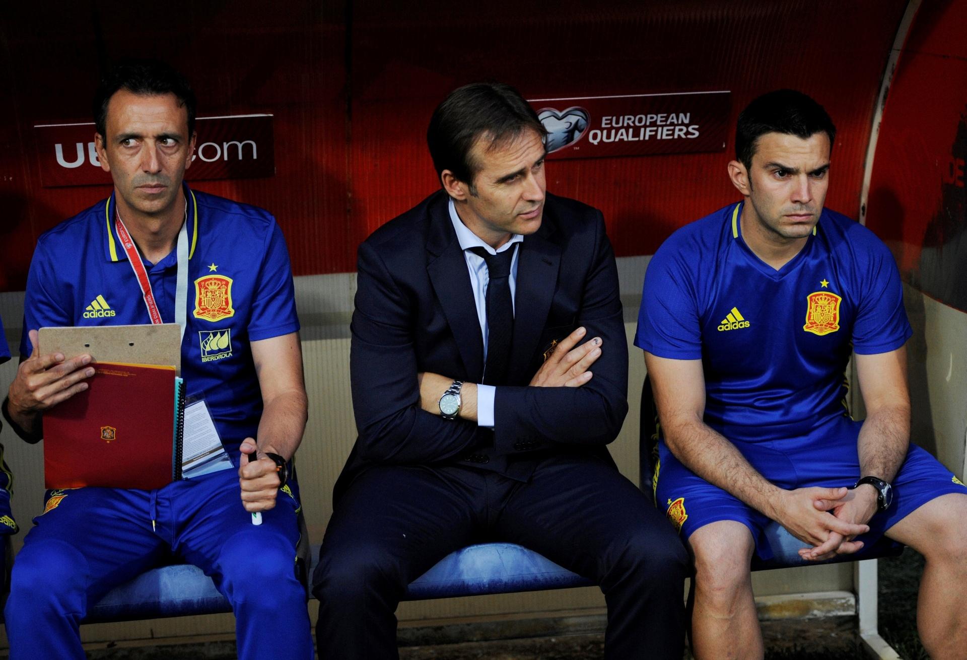 Espanha na Copa 2018  Após demissão de técnico c0e977c3b3412