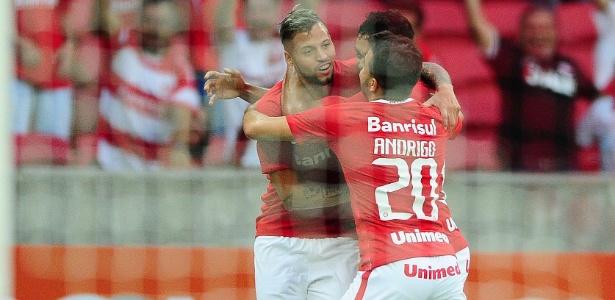 Nico López tem dois gols na temporada e desfalca o Internacional nesta quarta