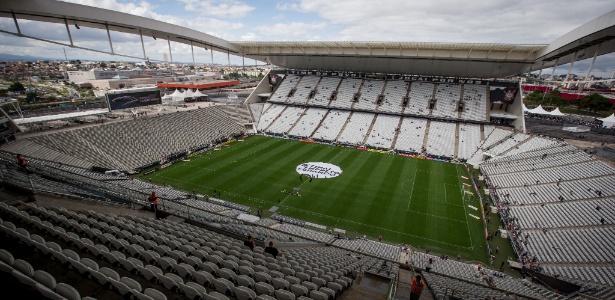 Arena Corinthians pode ser palco de torneio preparatório em 2018