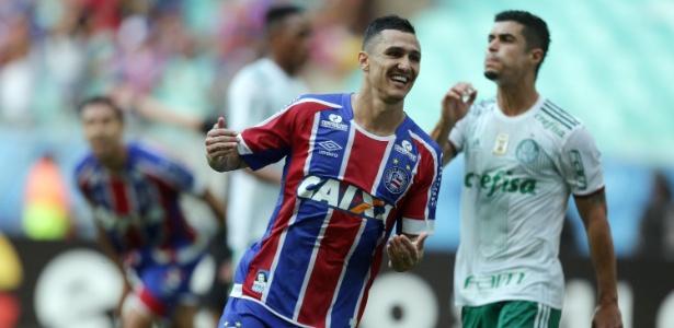 Vinícius, ex-Bahia, é o novo reforço do Atlético-MG