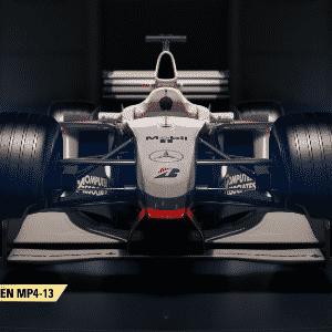 O game F1 2017 conta com 12 carros clássicos para conquistar fãs nostálgicos do automobilismo. Confira - Reprodução